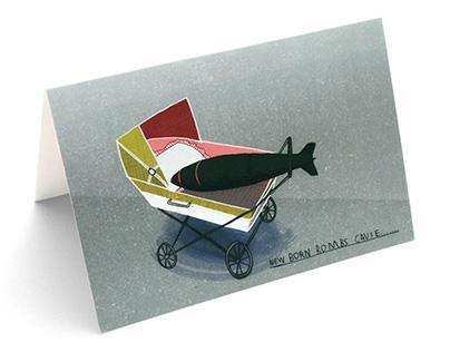 Tackycardia - Greeting Cards