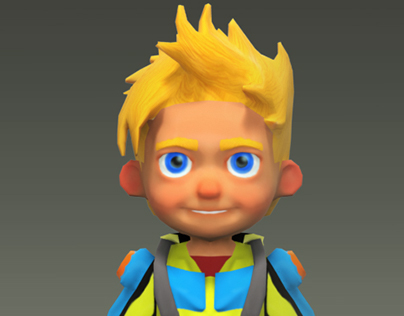 Low Poly Game Characters