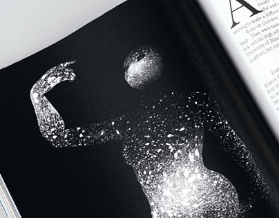 Powder Woman for DSN Magazine