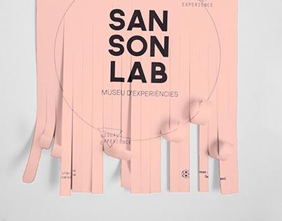 Sansonlab branding