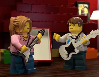 Lego Christmas 2013