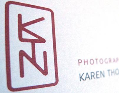 Design for a photographer