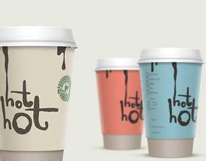 Hot Hot coffee