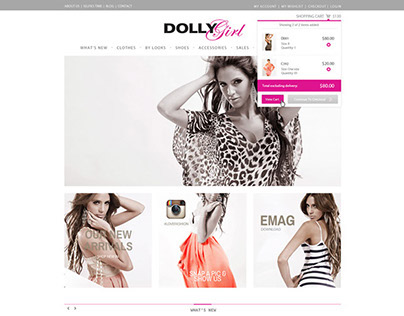 Dolly Girl Fashion Store