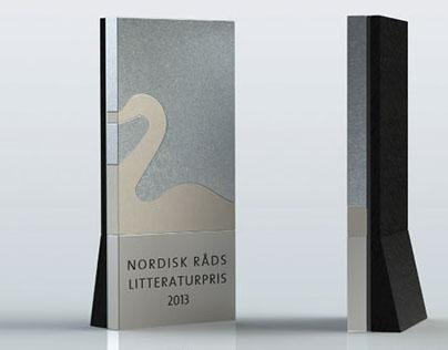 A nordic statuette