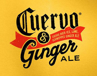 Cuervo & Ginger Ale