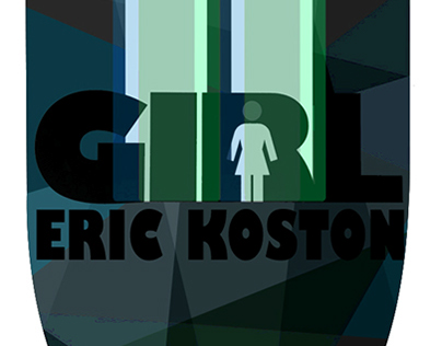 3D Girl deck Koston