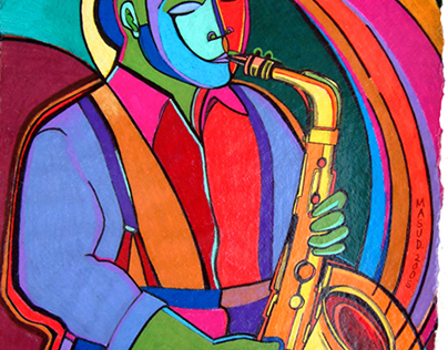 """Jazzin #3"""