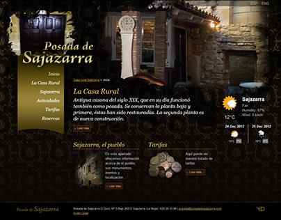 posadadesajazarra.com