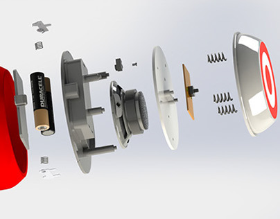 Target Button: Redesign for Manufacturing Efficiency