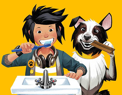 "Игра ""Зубной дозор"" для Pedigree Dentastix"