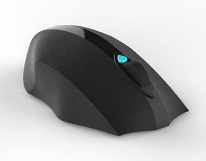 BlackOut Gaming Mouse