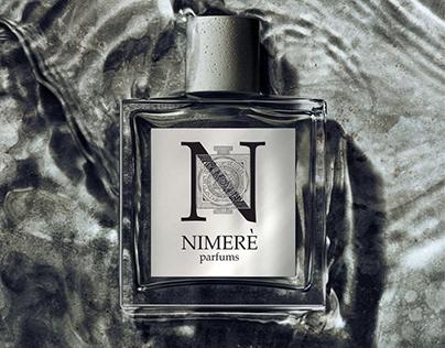 """Логотип для парфюмера Николая Еремина """"Nimere`parfums"""""""