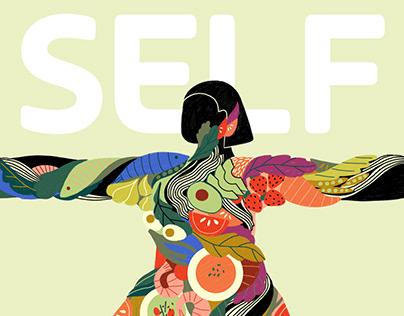 Self Magazine Covers
