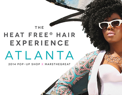 Heat Free® Atlanta Pop-Up Shop