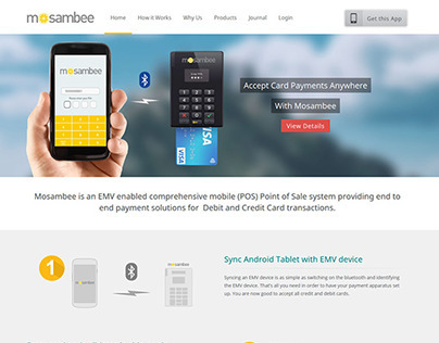 Mosambee - Mobile Point of Sale