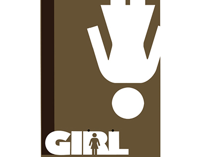 Hang Girl skateboard deck