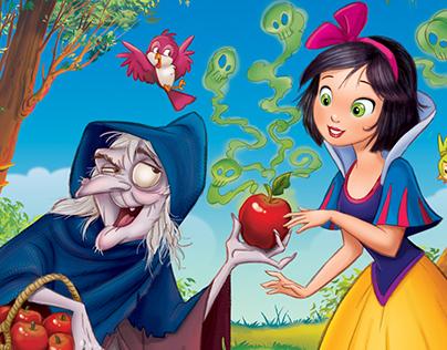 Snow White tale