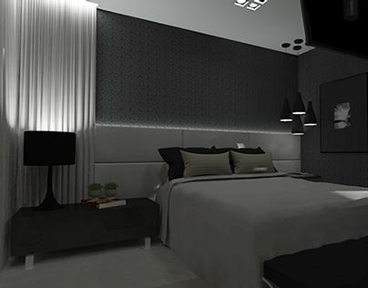 Apartamento do Jovem Executivo - Criciúma/SC