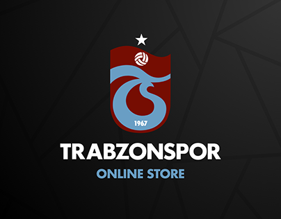 TRABZONSPOR Official Online Store Design