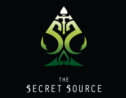The Secret Source Logo