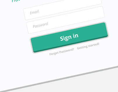 Alphatreat User Interface.