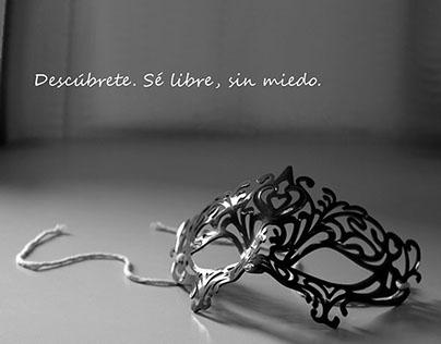 """Afiche CONCURSO: """"CAMINOS DE LIBERTAD"""" - 2012"""