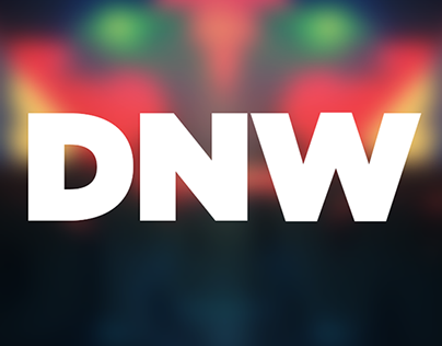 DNW logo design