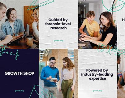 Growth Shop — Identity