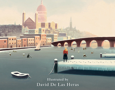 Pan Macmillan x David De Las Heras