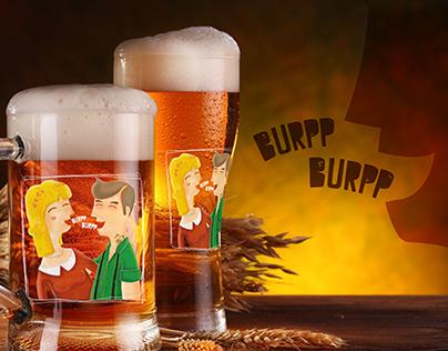 Beer is the best Burpp!