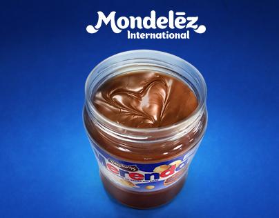 Facebook // Merenda // Mondelez international