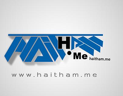 design new logo for blog Haitham.me