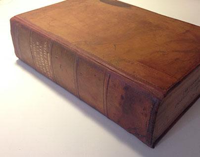 Bookbinding Restoration