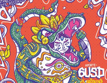 Fiesta Reptil