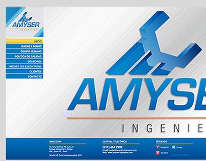 Web Design  Amyser