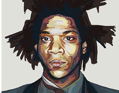 Basquiat Postal Stamp