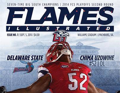 Football Program Covers
