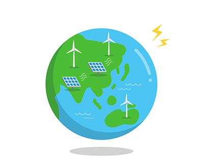再生能源推廣專案