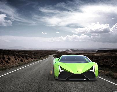 Lamborghini Igreca