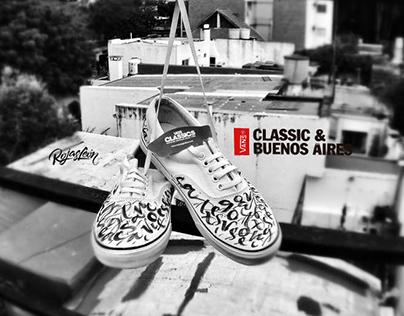 Vans Classic by Rojas Leon