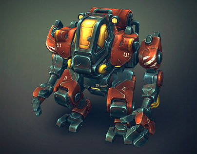 Mech Constructor