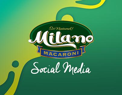 Milano Pasta - Digital Work