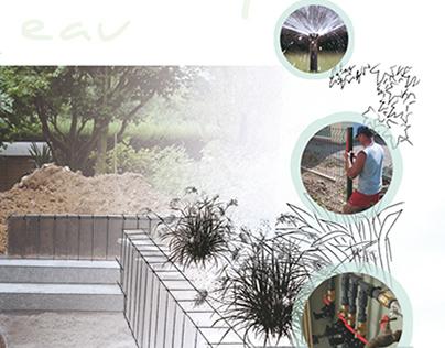 Plaquette commerciale OLRY Jardins et Espaces verts
