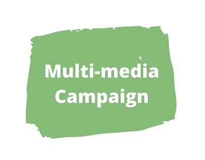 360° Multimedia Campaign - The Body Shop