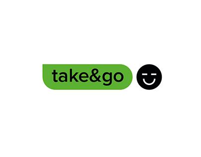 «Take&go». Инстор-коммуникации