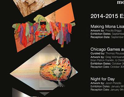 Dittmar Gallery 2014-2015 Exhibitions