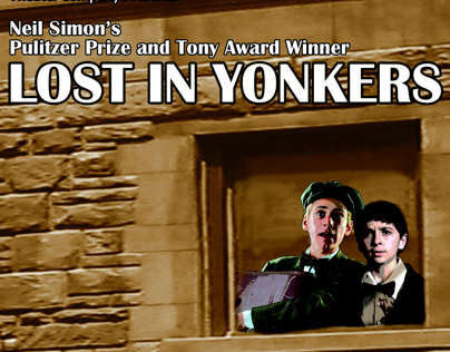 lost in yonkers and one flew Lost in yonkers by neil simon directed tact: debut this is russell's theatre debut commercial: general mills fiber one (asolo repertory) one flew over.