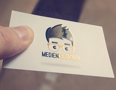 Der Mediendesigner Businesscard