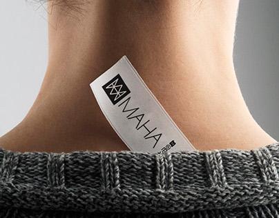 MAHA Atelier. Logo & Identity